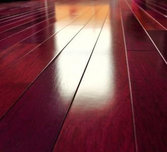 Podłogi drewniane z drewna